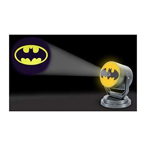 Zoom IMG-2 lampada a proiezione motivo batman