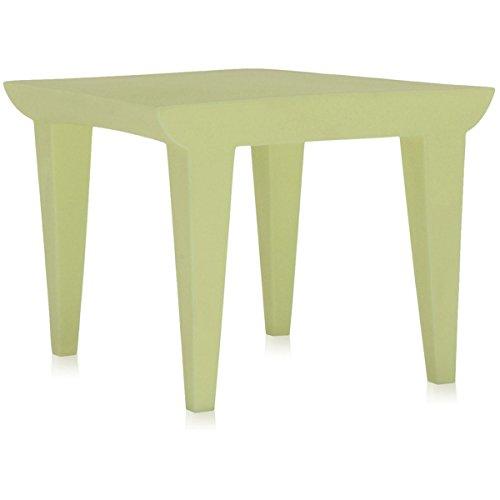 Kartell Bubble Club Table, Vert