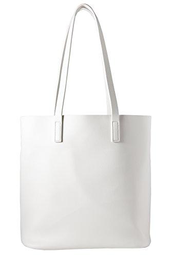 cecilia&bens Damen Shopper | Handtasche | weiß