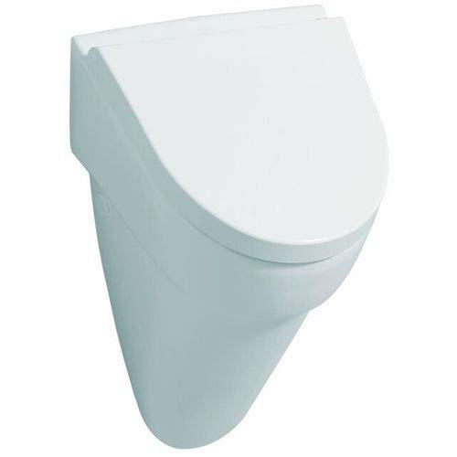 Keramag Urinal-Deckel FLOW Scharniere edelstahl / weiß, 575910000