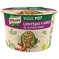 Knorr, Conserva de lenteja - 6 de 950 gr. (Total: 5700 gr.)