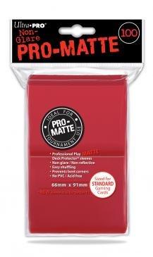 Ultra PRO 84516Standard Pro Mat Pochettes pour Cartes d'occasion  Livré partout en Belgique