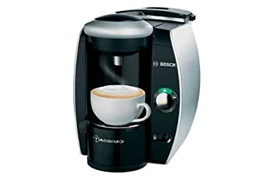 Tassimo T40 Multi Drinks Machine by Bosch - Silver