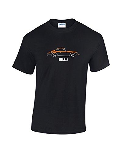 porsche-911-de-coche-retro-camiseta-negro-negro-naranja-large