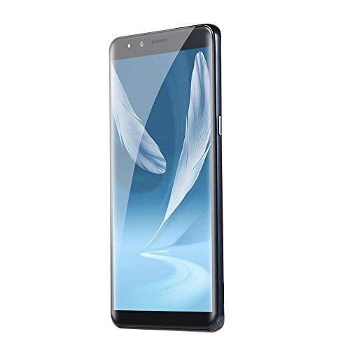 BlakeSha36 Android 5.7 Zoll Dual-Kamera-HD Smartphone 6.0 IPS Full europäischen Vorschriften Bildschirm blau/WCDMA