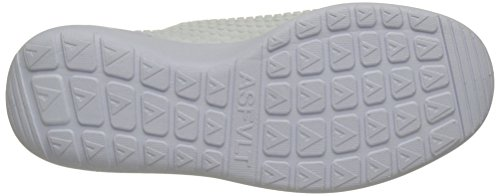 Asfvlt Speed, Baskets Basses Mixte Adulte Blanc (White Dots)