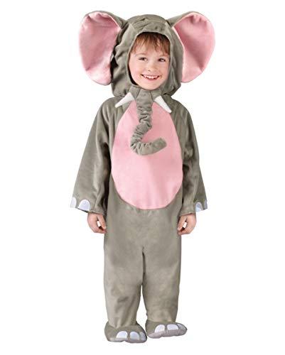 Horror-Shop Los niños pequeños elefantes de vestuario One Size Toddler