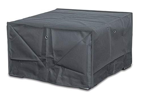 Schutzhülle 100x100x65 cm Abdeckung für Lounge Gartenmöbel Sessel Stuhl