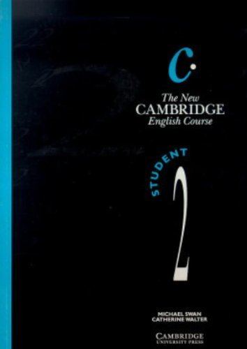 The New Cambridge English Course 2 Student's book by Michael Swan (1990-12-30)