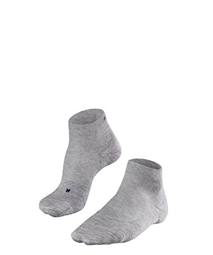 falke golfsocken FALKE Herren Golfsocke Go 2 Shorts Men, Light Grey, 42-43