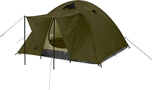 Grand Canyon Phoenix L Kuppelzelt (4-Personen-Zelt) olive/schwarz, 602002