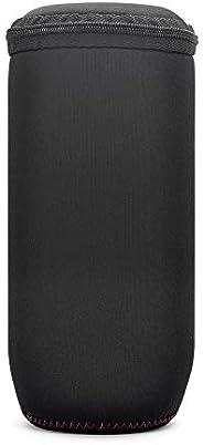 حقيبة مكبر صوت من هوني تيكس حافظة واقية لجهاز JBL فليب 4 سماعة لاسلكية بي تي صندوق تخزين مع خطاف محمول