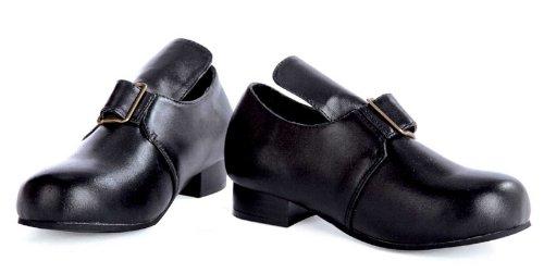 Ellie Shoes Boys Colonial Child Shoes Black Medium