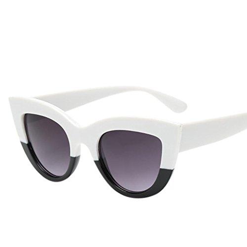 2feeb5c277 Gusspower Mujer Gfas De Sol Gafas Gato Ojos Polarized,Retro Moda Estilo  Vintage Gafas Para
