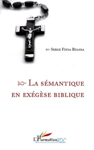 La sémantique en exégèse biblique