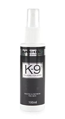 Dog Cologne K9 100ml (Pack of 6) from Ancol