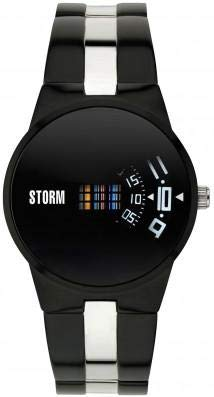 Storm London NEW REMI SQ BLACK 47430/BK Orologio da polso uomo