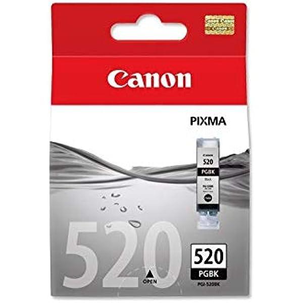 1 Original Druckerpatrone Schwarz Für Canon Pixma Mp560 Tintenpatronen Bürobedarf Schreibwaren