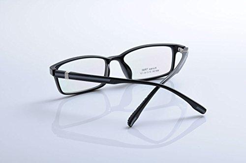 De Ding - Monture de lunettes - Femme - Noir