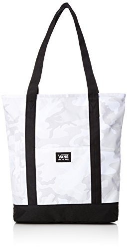 Vans MADE FOR THIS TOTE Strandtasche, 39 cm, Mehrfarbig (Snow Camo)