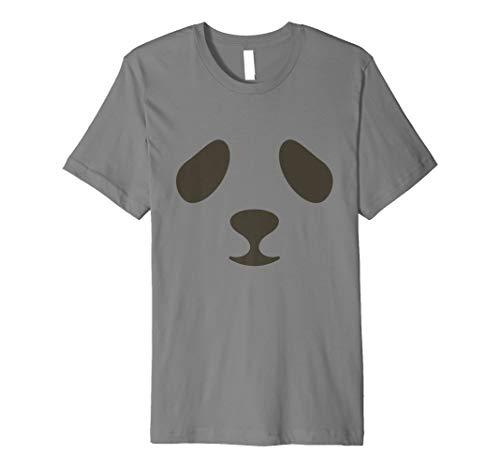 Panda Bär Gesicht Kostüm -