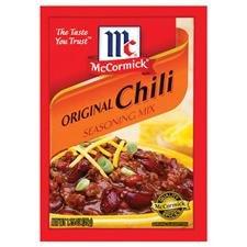 Seasoning Mix, Original aus den USA (Chili Seasoning Mix)