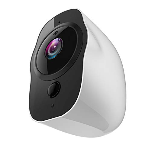 BXGZXYQ IP-Sicherheitssystem für Innenräume mit HD-Nachtsicht-Bewegungserkennung für BAB/Pet Monitor - Cloud-Service Verfügbare Überwachungskits