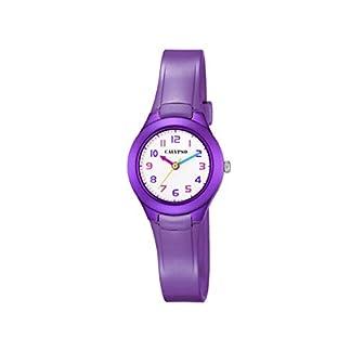 Calypso Watches Reloj Analógico para Mujer de Cuarzo con Correa en Plástico K5749/4