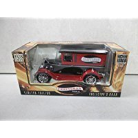 Craftsman Tools 1928 Chevy No.4 Limited Edition Collector's Bank Die Cast
