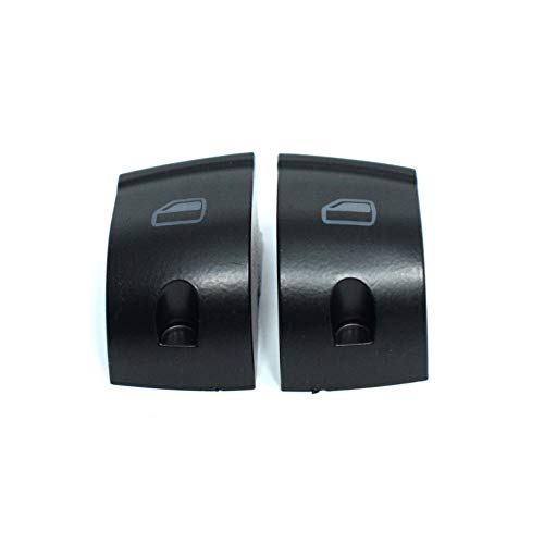 2X Vorne Links + Rechts Fensterheber Schalter Taste Tasten Fensterheberschalter Reparatur Satz