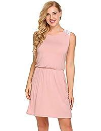 ec43a9903949b6 Amazon.fr : robe de ville - Robes / Femme : Vêtements