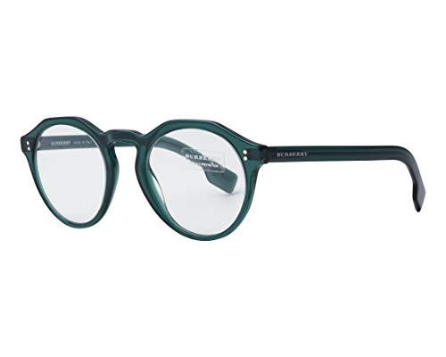 BURBERRY Brille (BE-4280 37761W) Acetate Kunststoff kristall grün