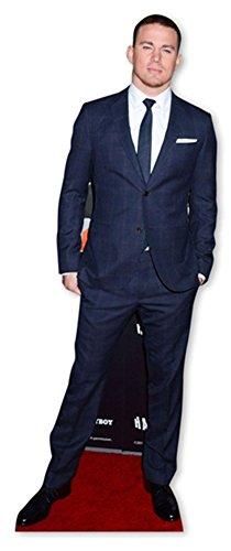 empireposter Tatum, Channing - Prominente Star VIP - Pappaufsteller Standy - Grösse ca. 180