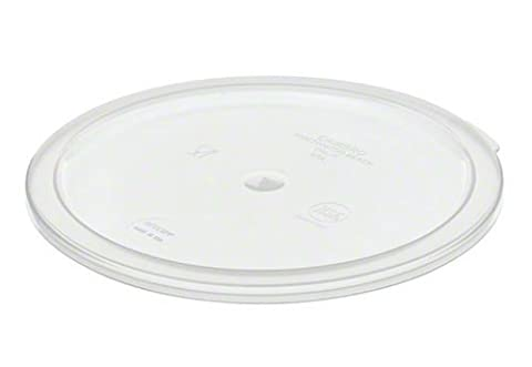 Cambro RFSC6PP190 Polypropylene Cover for 6 and 8-Quart Round Storage