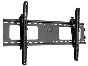 Brateck Nero inclinazione regolabile/inclinabile staffa da parete per Sharp Aquos