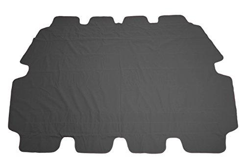 Spetebo Ersatzdach für Hollywoodschaukel in Farbe – Universalgröße/Wasserdicht – Sonnendach Hollywoodschaukel Dach PVC
