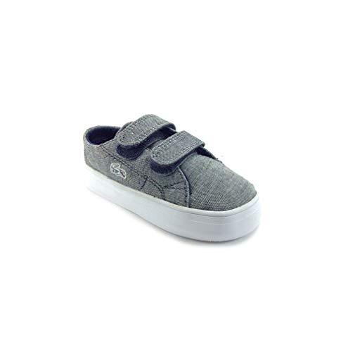 Lacoste Marcel Chunky Marcel Chunky SEG2 SPI, Grau - grau - Größe: 23 EU (Lacoste Marcel Sneaker Kinder)