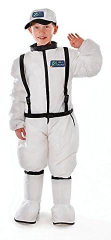 Astronaut - Childrens Fancy Dress Costume - Medium - 122cm to 134cm