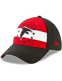 A NEW ERA Era Atlanta Falcons 39thirty Stretch Cap Nfl19 Draft Black - S-M