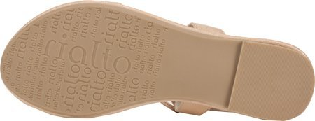 Rialto Robyn Synthétique Sandales Rosegold-Metallic