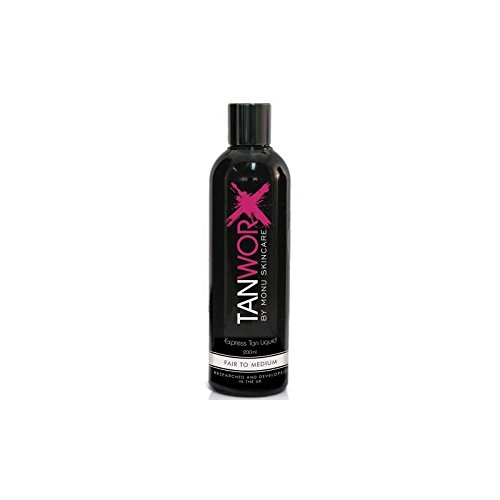 tanworx-expreso-liquido-tan-con-aplicador-feria-para-medio-200-ml-paquete-de-2
