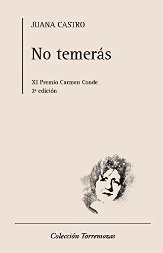 No temerás: XI Premio Carmen Conde