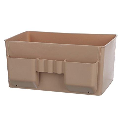WEIAIXX Kunststoff Kosmetik Remote Kontrolle Lagerung Abendkasse Kommode Desktop Storage Schmuck Haut Pflege Finishing Box Khaki
