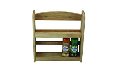 Apollo RB 2-Tier Spice Rack Holds 10 Jars from Apollo