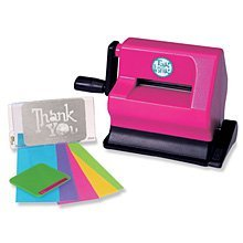Tag-a-long Personal Die-cutting & Embossing System + bonus! by Ellison Design -