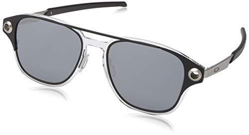 Ray-Ban Herren 0OO6042 Sonnenbrille, Braun (Matte Black), 51