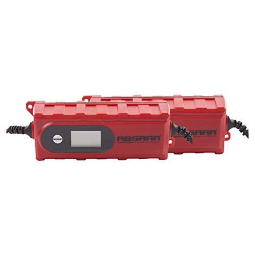 Absaar 2X Batterieladegerät Ab-4 Vollautomatisch 6/12V Ab-4
