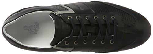Cycleur de luxe Herren New Toledo Low-Top Sneakers Schwarz (Black)