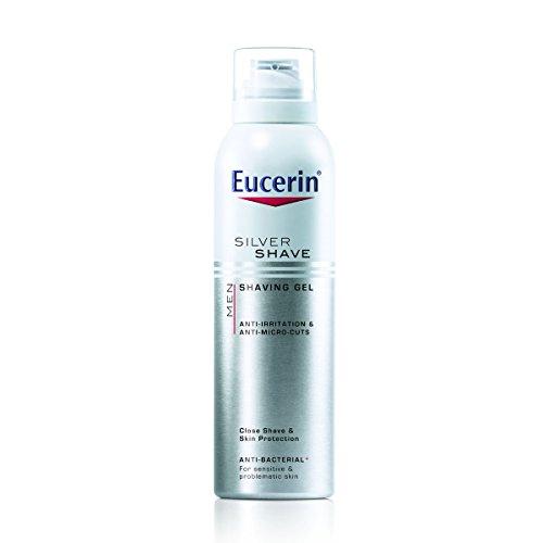 Eucerin Men Silver Shaving Gel 150ml by Eucerin