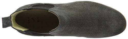Shoe Closet S, Stivali Chelsea Uomo Grigio (141 Dark Grey)